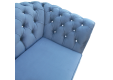 Sofa Chesterfield LUX 3er