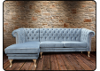 Ecksofa Chesterfield Ludwig